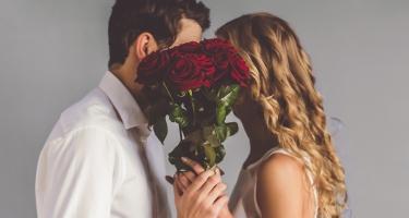 Un bacio profumato, non solo a San Valentino