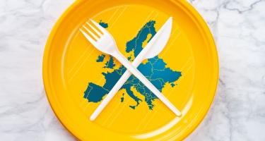 La plastica monouso vietata in Europa a partire dal 2019