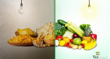 Chips e pop corn...un pericolo per lo smalto