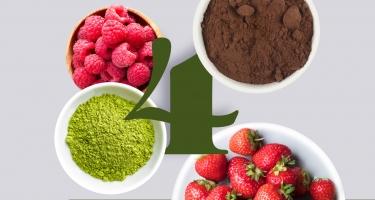 Fragole, lamponi, clorella e cacao per contrastare la tossicità del mercurio.